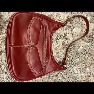 Really nice red handbag